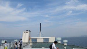 甲板から3