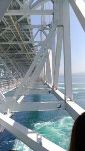 大鳴門橋の構造1