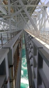 大鳴門橋の構造2