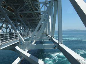 大鳴門橋の構造3