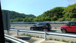 淡路島島内の高速道路