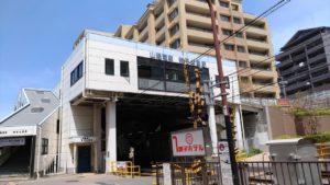 舞子公園駅1