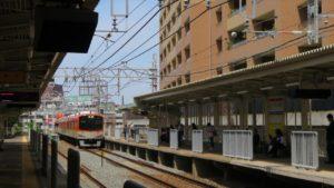 舞子公園駅2