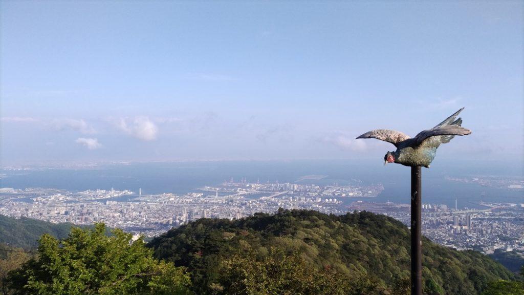 六甲山からの眺め3
