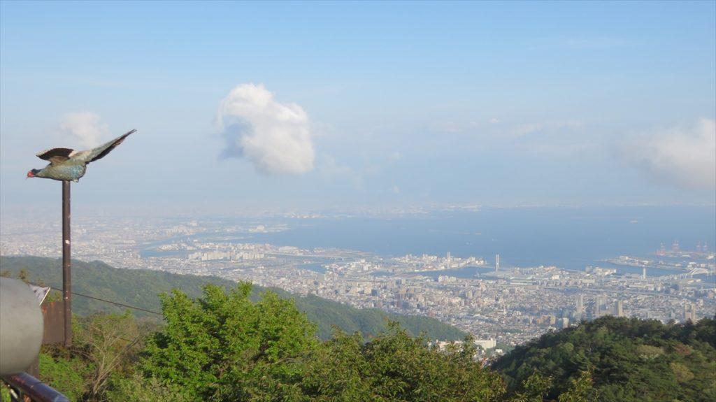六甲山からの眺め2