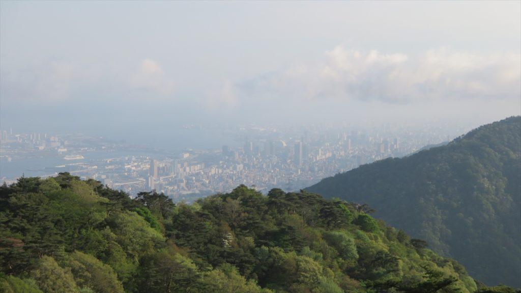 六甲山からの眺め4