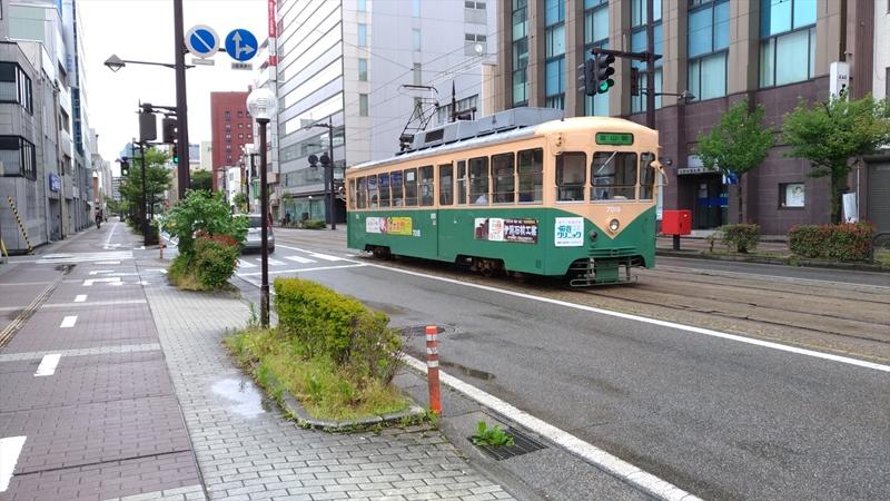 富山地鉄市内電車