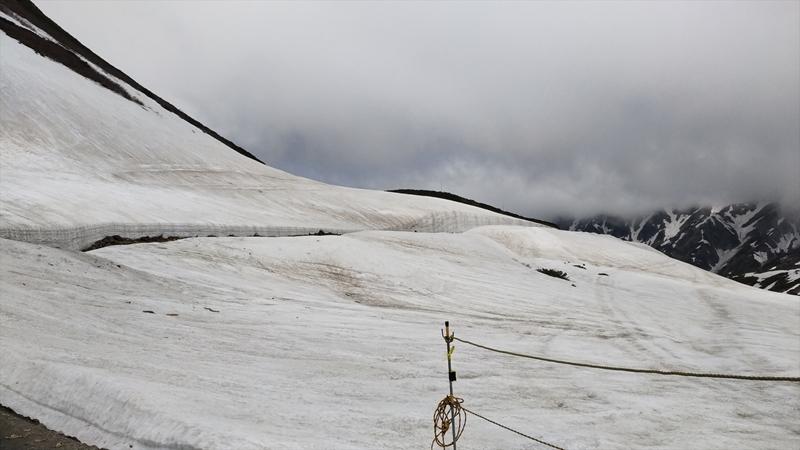 雪の大谷9
