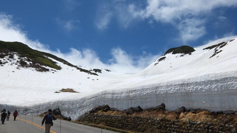 雪の大谷14