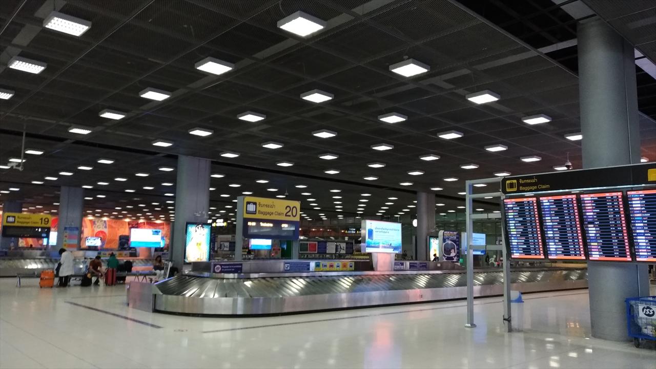 スワンナプーム空港2