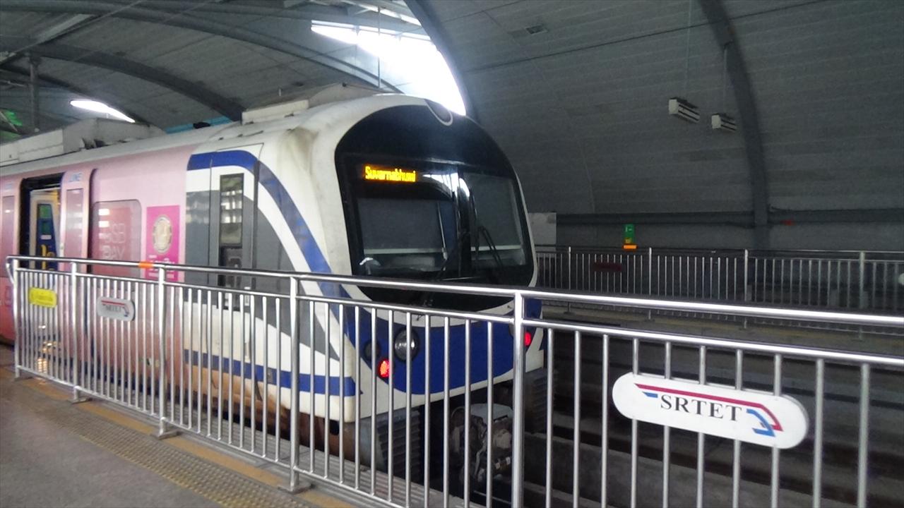 エアポートレイルリンク Phaya Thai駅