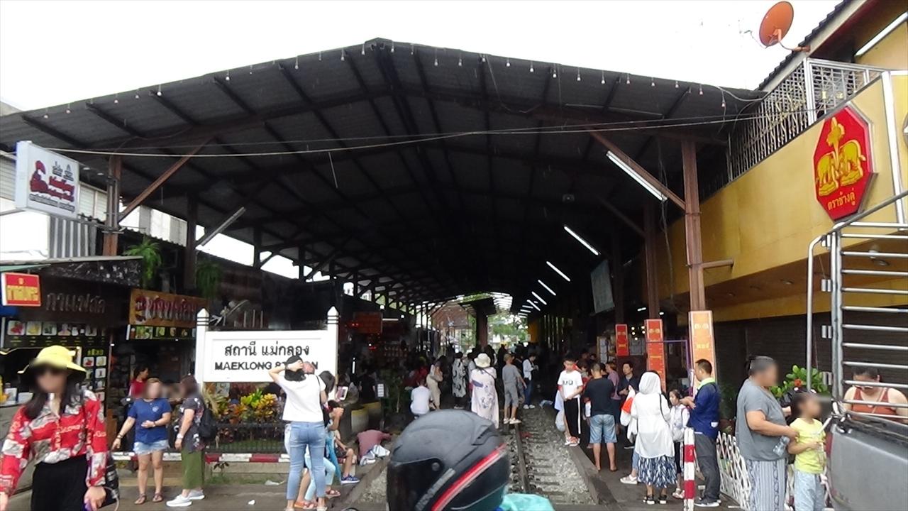 メークロン市場11