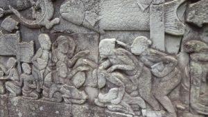 バイヨン寺院
