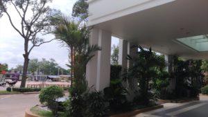 タラアンコールホテル